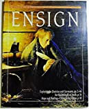 img - for Ensign Magazine, Volume 23 Number 1, January 1993 book / textbook / text book