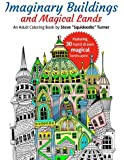 Imaginary Buildings and Magical Lands: Fantastic Forests, Landscapes, Castles and Doodled Cities to Color