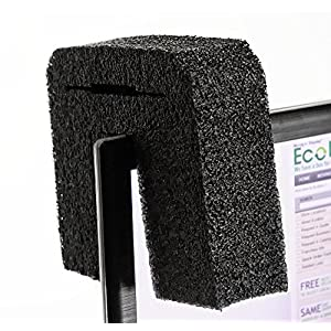 EcoBox Ublox 8 x 7 Inches TV Edge Protectors with Corrugated Slot - Pack of 12 (V-11213)