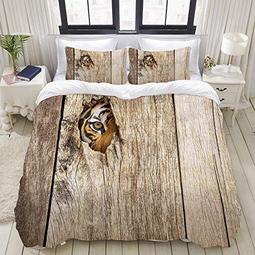 unique tiger bedding
