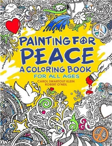 Painting for Peace - A Coloring Book For