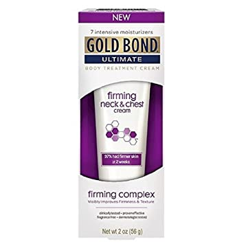 11 Pack - Gold Bond Ultimate Firming Neck & Chest Cream 2 Oz Each Arganicare Firming Night Cream - 2 Pack