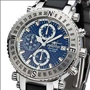 Reloj FIREFOX (SEIKO) XTREME Chronograph FFS10-103 azul
