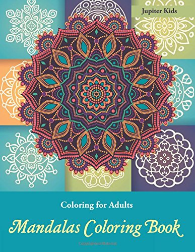 Coloring Books Adults Mandalas Book