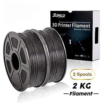 Amazon.com: PETG - Filamento para impresora 3D de 0.069 in ...