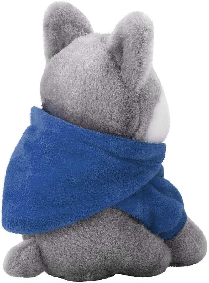 FiedFikt - Peluche de Animal de Peluche para bebé, diseño de Perro ...