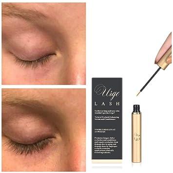 Eyelash Growth Serum, Eyelash Serum Oil Free,Eyelash Serum Vegan Urge Lash Natural-