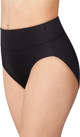 Bali Women's Passion for Comfort Hi-Cut Panty