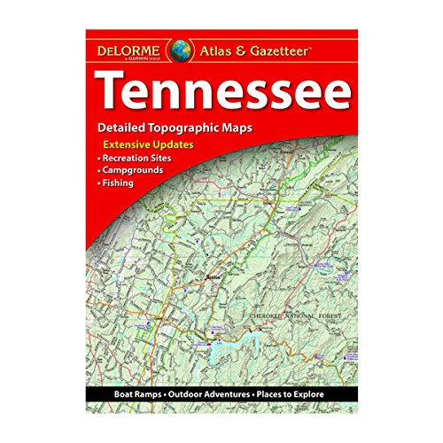 DeLorme® Tennessee Atlas & Gazetteer