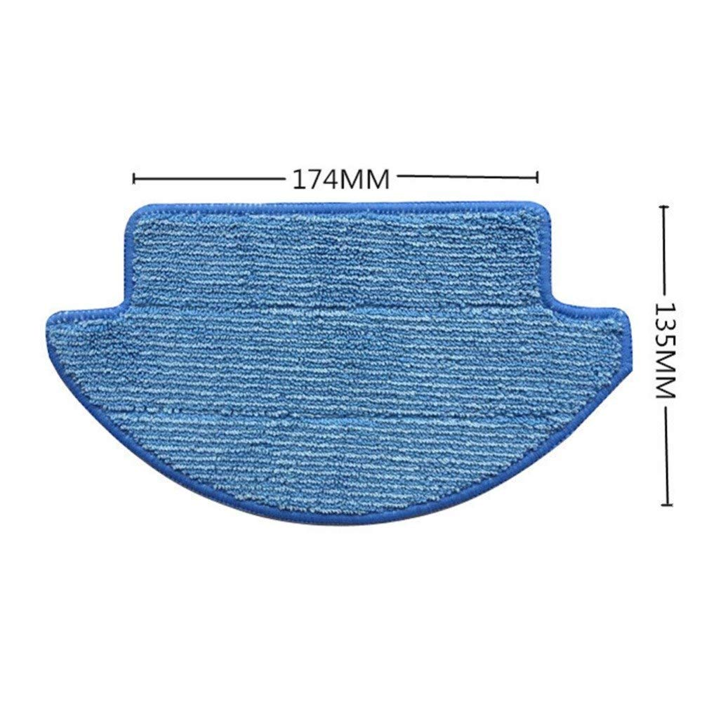 Amazon.com - anhnga store 2018NEWEST Xiaomi Robot Vacuum Cleaner Spare Parts Kits Side Brushes HEPA Filter Roller Brush Dry Wet mop clothh -