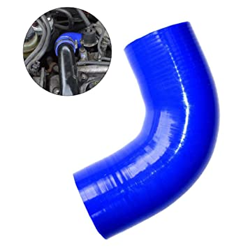 Generp - Manguera de Silicona para intercooler EGR, Alta Resistencia a la Temperatura, TDCI