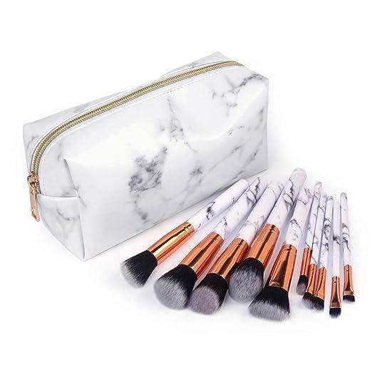 Theshy Beauty Travel Cosmetic Bag Girls Fashion Multifunction Makeup Brush Bag