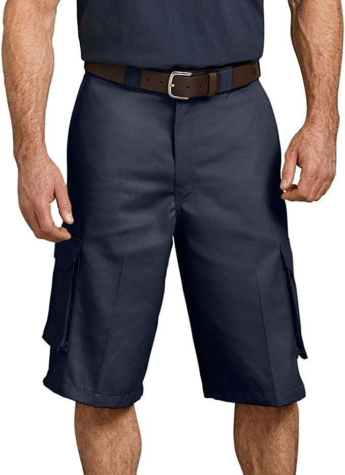 Dickies Mens Big and Tall 13 Inch Work Short