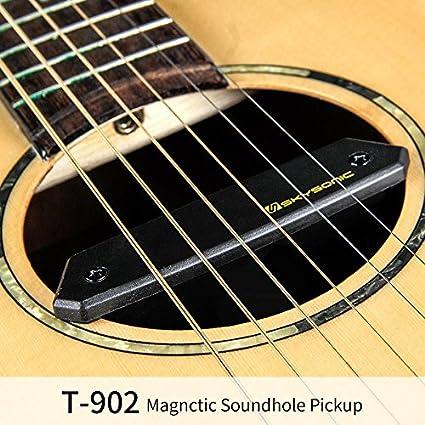 Amazon.com: skysonic T-902 pastilla para guitarra acústica ...