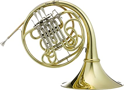 Hans Hoyer G10A Geyer Series Double Horn G10A-L2 Lacquer String Linkage