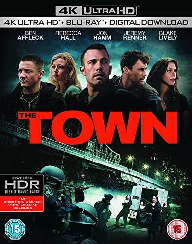 The Town [4K UHD] [2016] [Blu-ray]