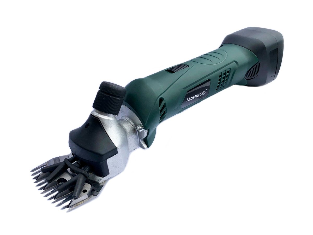 Masterclip Cordless Outback Clipper for Dagging Sheep Shearing and Dirty Cattle