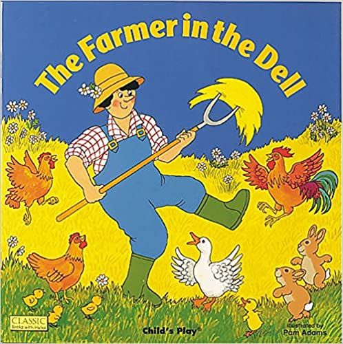 Book The Farmer in the Dell (Classic Books with Holes 8x8)