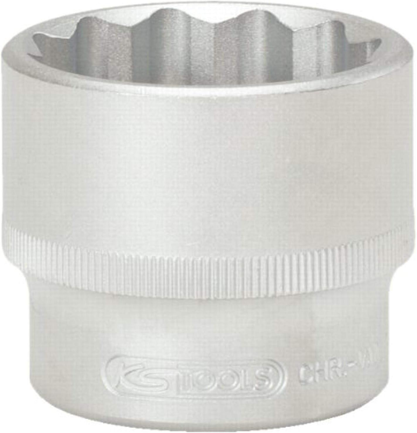 36 mm KS HERRAMIENTAS 922.1290 Largo de 12 lados socket ULTIMATE/® 1//2