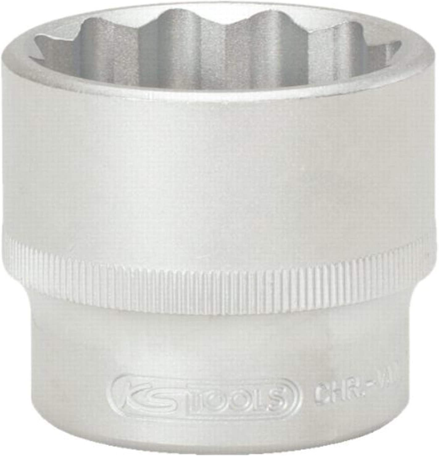 28mm KS Tools 917.1365 Vaso para tornillos 12 cantos tama/ño: 28 mm, 1//2