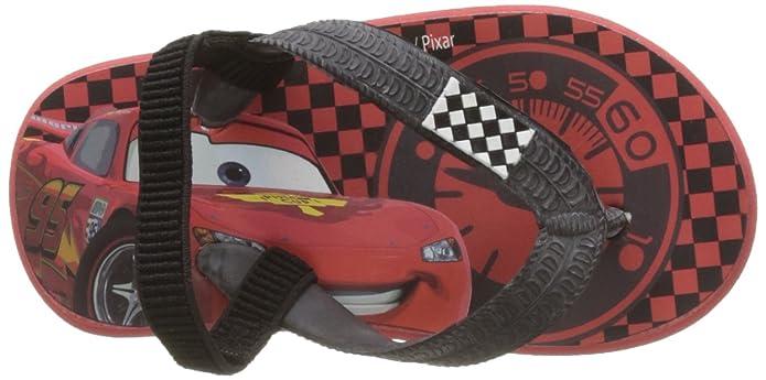 EU Infradito Cars Amazon Nero 8283 27 001 569 Bambino 30 Noir Onq4zxFw