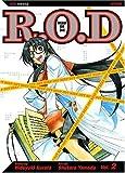 By Hideyuki Kurata - Read or Die, Vol. 2 (R.O.D.: Read or Die) (2006-05-31) [Paperback]