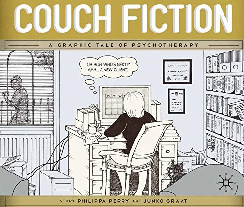 Couch Fiction: A Graphic Tale of Psychotherapy: Amazon.es ...