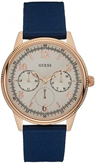 GUESS WATCHES GENTS AVIATOR relojes hombre W0863G4