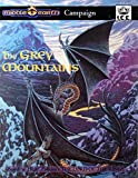 The Grey Mountains (MERP/Middle Earth Role Playing)