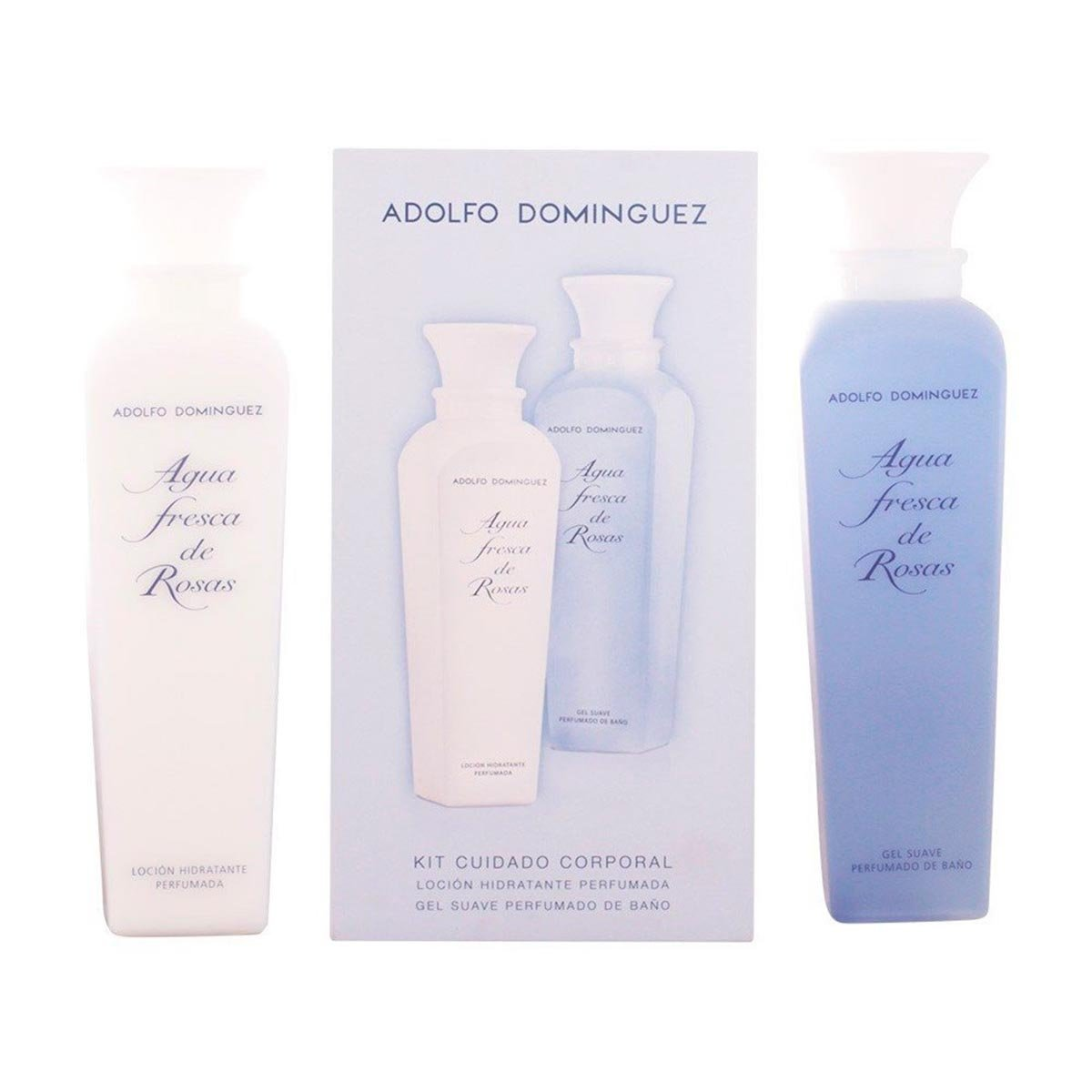 Adolfo DomíNguez - Estuche de regalo agua fresca de rosas