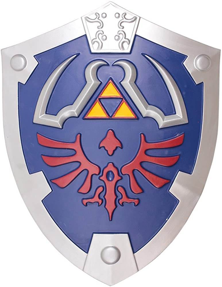 MyPartyShirt The Legend of Zelda Hylian Shield