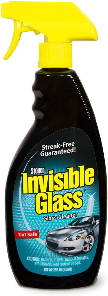 Invisible Glass 92164 Premium Glass Cleaner for Window, Windscreen ...
