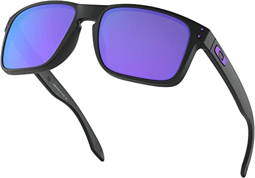 Amazon.com: Oakley Holbrook - Gafas de sol, color negro mate ...