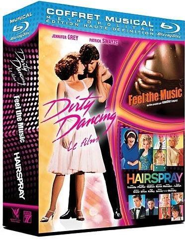 Musical - Coffret 3 films [Blu-ray] by