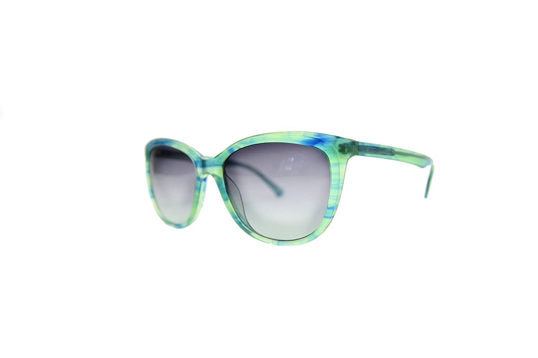 United Colors of Benetton BE956S02 Gafas de sol, Azure, 55 ...