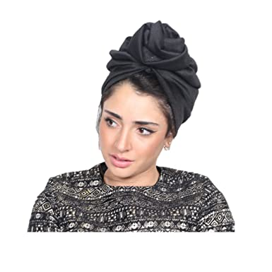 Rona Handmade Turban for Women :: Chemo & Fashion Head Wrap, 1 Size,