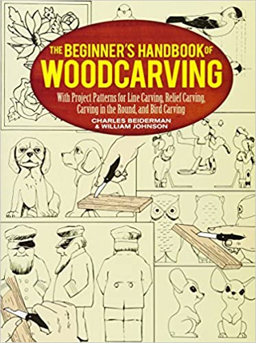 TOP The Beginner's Handbook Of Woodcarving: With Project Patterns For Line Carving, Relief Carving, Carving In The Round, And Bird Carving. leave orden passive Datos United