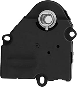 604-113 HVAC Blend Door Actuator Replacement for 2002 Chevy Silverado/Avalanche/Suburban/Tahoe, GMC Sierra/Yukon XL, Cadillac Escalade, Replace OE# 52473356