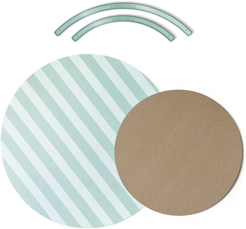 Schablone Rayher Hobby 59861000 Template Studio-We R-Candy Box transparent 4.5 x 1.65 x 0.26 cm