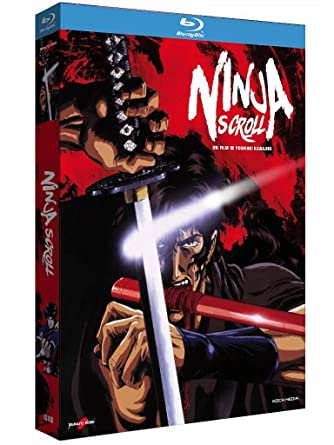 Ninja Scroll [Italia] [Blu-ray]: Amazon.es: Yoshiaki ...