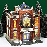 Department 56 Heritage Village Collection, Christmas the City Series- Precint...