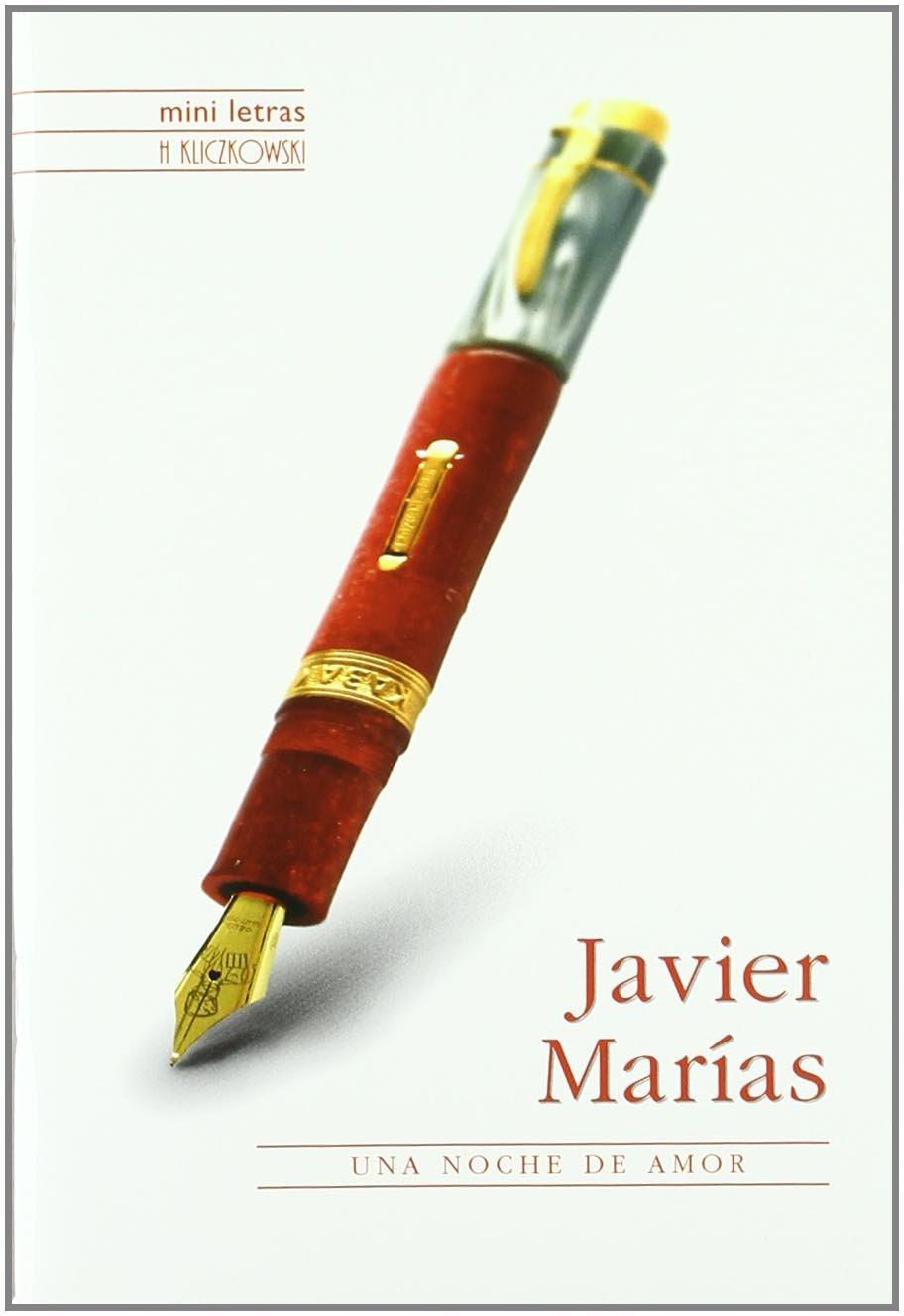Una Noche De Amor / A Night of Love (Mini Letras / Mini Writings) (Spanish Edition) pdf