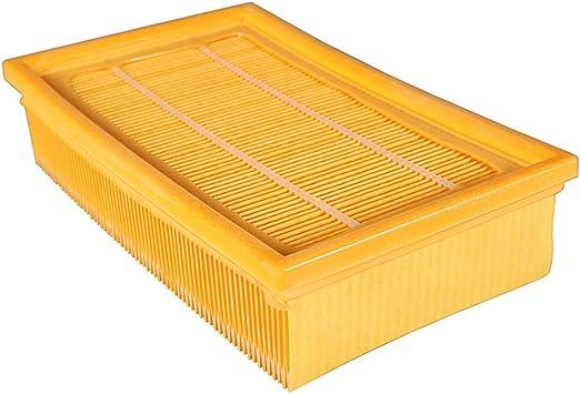 Para Kärcher NT 55//1 Tact te filtro de aire filtro filtro de pliegues elemento de filtro