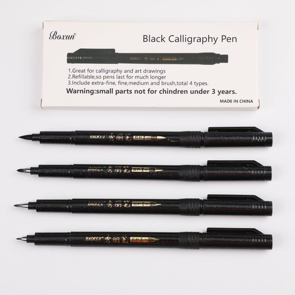 Amazon Refill Brush Marker Pens For Lettering