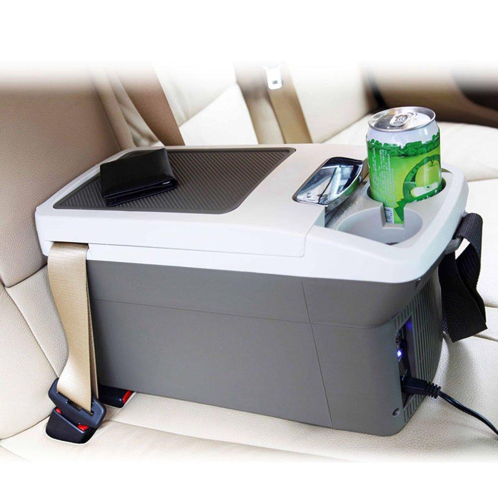 Topfit 保冷保温 車載用冷温庫 ドリンクホルダー付き 小型でポータブル 6L   B072C5XMBY