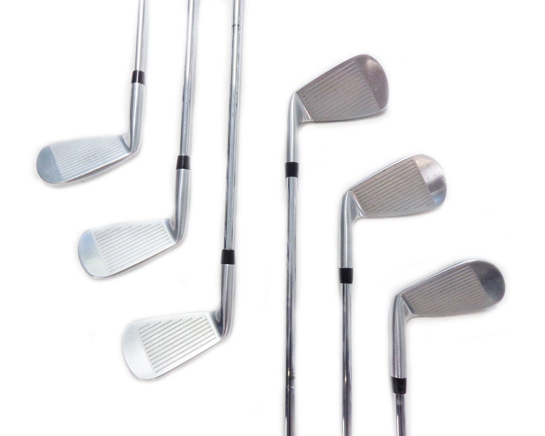 Mizuno MP-63 Irons Set 3-PW Forged (Steel Dynamic Gold Stiff) MP63 Golf Clubs by Mizuno (Image #2)