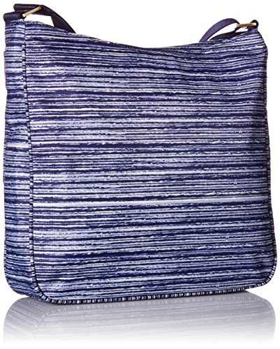 Print Top Horizon Antalya Crossbody Flap Zip Stripe Baggallini 0wOgvqax