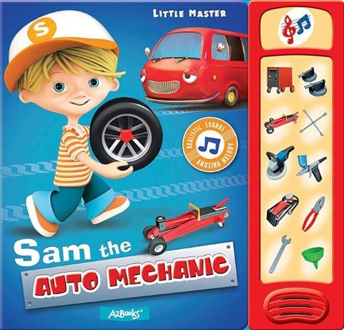 Download Sam the Auto Mechanic (Little Master) pdf