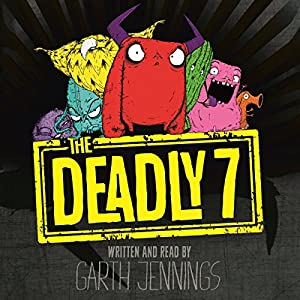 The Deadly 7 Audiobook