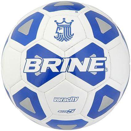 Brine Voracity - Balón de fútbol, Color Azul Cobalto, tamaño 5 ...